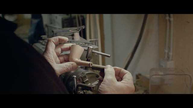 Eltang Pipes - Danish Pipe Maker - Short Documentary