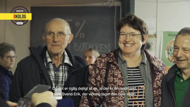 Netto - Årets Økolog 2017 - Vinderfilm