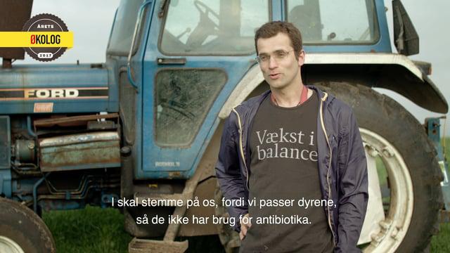 Netto - Årets Økolog - Esben Møller